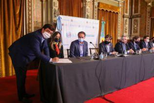 Plan Argentina Hace: La Matanza planifica obras por 920 millones de pesos