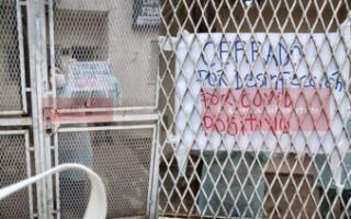 Virrey del Pino: una sala de salud cerró sus puertas por un caso de COVID-19