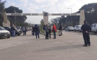 Toma de terrenos en Ciudad Evita: frentistas piden una reunión con funcionarios municipales