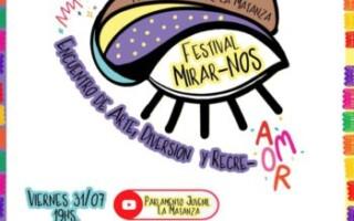 "Festival On Line ""Mirar-nos"""