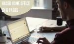 Cómo crear un espacio ideal para hacer home office en 6 pasos