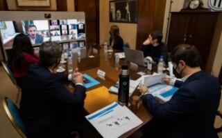 El Gobernador Kicillof anunció un plan de ayuda económica para comercios y PyMEs afectados por la pandemia