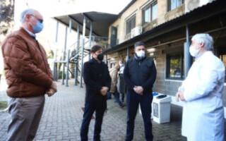 Kicillof se reunirá con los intendentes antes de tomar medidas sobre la cuarentena