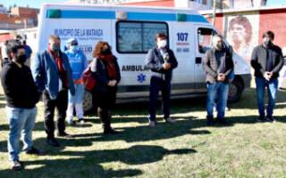 Autoridades nacionales y provinciales acompañaron a Espinoza en un operativo DETecTAr en Ciudad Celina
