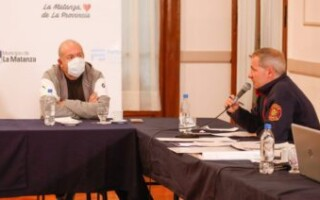 La otra cara de la reunión con Bomberos: el Municipio asegura que mantiene su vocación de diálogo