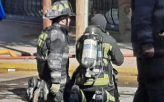 """Gustavo Cid: """"Hace 25 años que los bomberos no tenemos la escalera mecánica en servicio"""""""