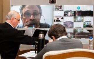 «Estamos muy preocupados», advirtió Kicillof tras reunirse con intendentes y expertos de cara a la nueva fase de la cuarentena