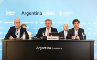 Se define la nueva cuarentena: «Tenemos que ponernos un poco firmes porque no está funcionando», advirtió Fernández