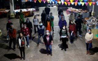 En medio de la pandemia, el Auditorio Oeste se convierte en un mercado agroecológico
