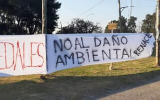Ciudad Evita: crece la preocupación por los reiterados incendios en la Reserva Natural