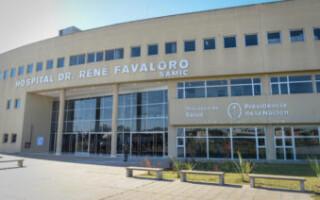 El hospital René Favaloro recibió a su primer paciente con COVID-19