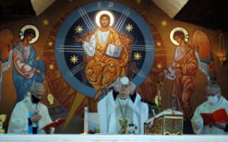 Monseñor Torres Carbonell inició su ministerio pastoral como nuevo obispo de la Diócesis de Gregorio de Laferrere