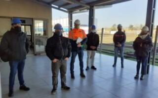 Tren Verde: El Belgrano Sur se transformará en un punto de recepción de reciclables en Tapiales