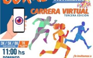 Carrera Virtual Especial Pre Primavera