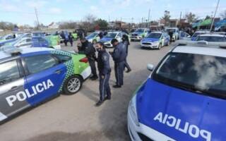 Pese al anuncio de una mejora salarial, continúan las protestas policiales en La Matanza