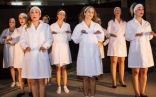 DespaRamos presentó el episodio de radioteatro «Lucina, ¡presente, ahora y siempre!»