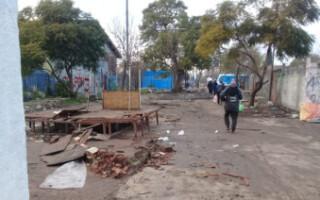 González Catán: los feriantes desalojados esperan nuevas respuestas por parte de las autoridades locales