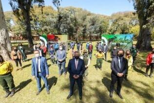 Tras reunirse con el Presidente, cartoneros matanceros le reclaman a Espinoza el plan de recolección diferenciada
