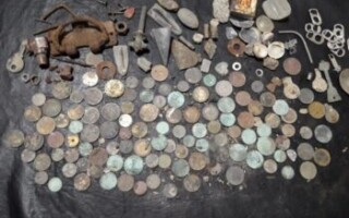 Buscador de metales: La magia de encontrar tesoros, por un vecino de Virrey del Pino
