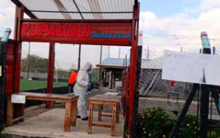 El club Yupanqui celebró 85 años de manera diferente