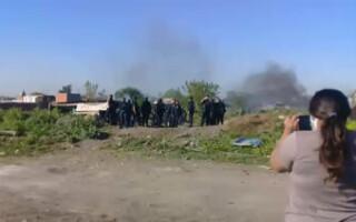 Toma en Rafael Castillo: tensión tras un operativo de desalojo con un detenido