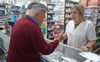 """""""Con la pandemia, se venden menos medicamentos"""", señalan desde el Colegio de Farmacéuticos local"""