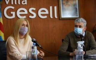 """Magario aseguró que se """"reforzará el sistema de salud en zonas turísticas"""" para garantizar las vacaciones"""