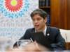"""""""Seguimos trabajando para sostener la apertura gradual de actividades"""", dijo Kicillof ante expertos e intendentes"""