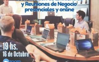 Workshop gratuito: Coordinación de Encuentros y Reuniones de negocios presenciales y online