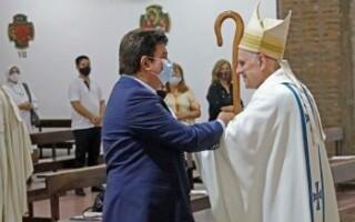 """Fernando Espinoza: """"Celebramos 20 años de puertas abiertas al servicio de nuestra gente"""""""