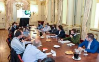 """Fernando Espinoza: """"Vamos a continuar el Plan de Desarrollo Estratégico de Urbanización de Barrios Populares en La Matanza que estuvo abandonado los últimos cuatro años por el gobierno anterior"""""""