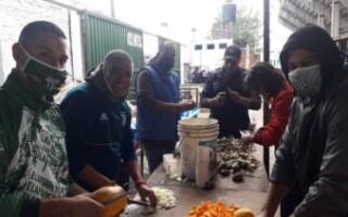 Se viene una nueva olla popular en Lafe