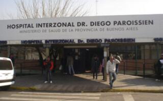 """Médicos del hospital Paroissien: """"Reclamamos al Gobierno provincial que cumpla con su obligación de llamar a paritarias"""""""