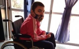 Virrey del Pino: un chico necesita una silla de ruedas y recaudar dinero para su tratamiento