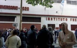 Colegio French Ramos Mejía: el Concejo Deliberante podría ser clave para evitar que desaparezca la institución