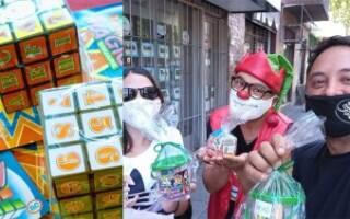 Una ONG lanzó una campaña solidaria para recolectar juguetes para las Fiestas