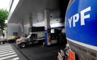 Volvieron a aumentar los combustibles: esta vez, 4,5 por ciento