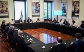 Espinoza ponderó la Ley de Góndolas, luego de que el Gobierno convocara a los intendentes para su aplicación