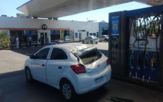 Aldo Bonzi: una mujer murió aplastada por un neumático en la Autopista Riccheri
