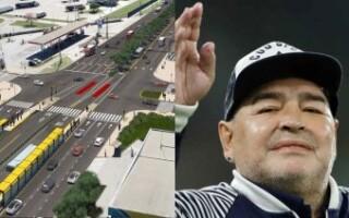 Diputados bonaerenses proponen que Camino de Cintura sea rebautizada Diego Armando Maradona