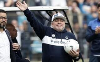 Se promulgó la ley que cambia el nombre de Camino de Cintura a Diego Armando Maradona