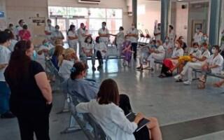 Desde el STMLM repudiaron la decisión del Municipio de instalar el reconocimiento facial en los hospitales locales
