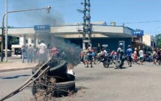 """Repartidores convocan a un paro general y organizan marchas en todo el país para pedir """"justicia por Facundo"""""""