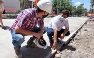 5.000 nuevas cuadras de asfalto: una inversión histórica en La Matanza