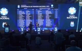 Almirante debutará en la Primera Nacional frente a Estudiantes en Casanova