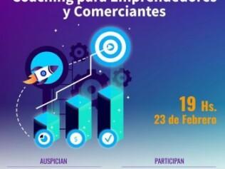 Seminario Gratuito de Coaching para Emprendedores y Comerciantes