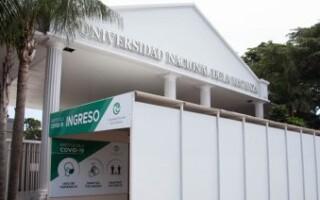 La UNLaM repudia la actitud irresponsable de grupos de estudiantes que realizan convocatorias en las puertas de su campus