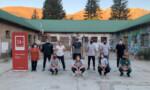 La UNLaM realizó una donación para las familias afectadas por los incendios en la Patagonia