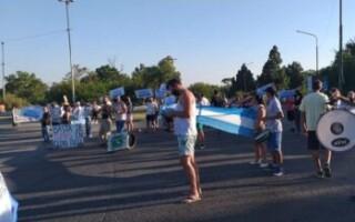 Reserva Natural de Ciudad Evita: nueva marcha para exigir presencia policial que evite la construcción en la zona