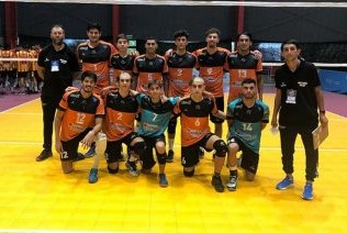 El equipo de vóley de La Matanza participó de la Liga Nacional